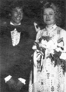 Larry Newman and Princess Grace in Newsweek, 1978