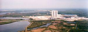 NASA Vehicle Assembly Building, Florida