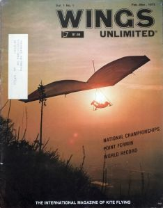 Wings Unlimited first edition