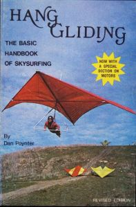 Hang Gliding revised edition by Dan Poynter, 1975