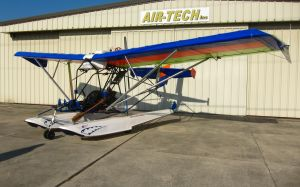 Powered ultralight by Air-Tech of Louisiana