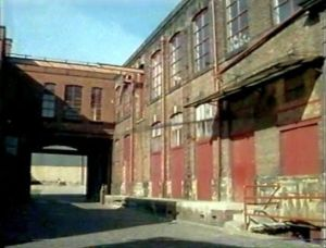 The Skyhook works in Oldham, Lancashire, England