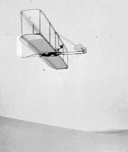Wright Brothers 1902 glider