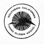 SCHGA logo in Ground Skimmer, August 1973