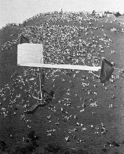 Gerry Breen's Breenwave rigid hang glider of 1975