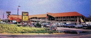 Kitty Hawk Kites premises in 1996