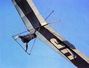 UP Comet 3 hang glider