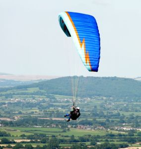 Paragliding Bell Hill 2015