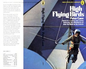 High Flying Birds by Peter Cave book cover