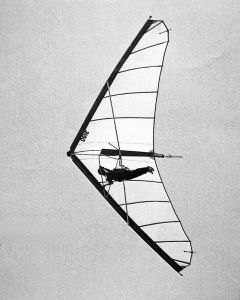 Electra Flyer Dove hang glider of 1979