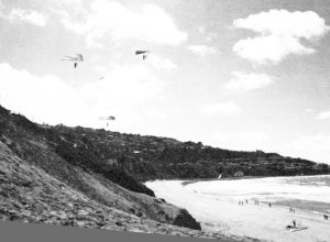 Torrance Beach in 1974 by Leroy Grannis