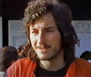 Jean Michel Bernasconi at the 1978 Pico Peak invitational