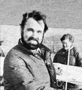 Ed Vickery before February 1978