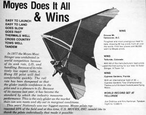 Moyes Maxi advert