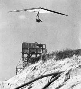 Dune soaring in 1983