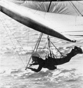 Ron Hess in a Flight Designs Demon