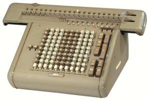 Friden CW10 mechanical calculator