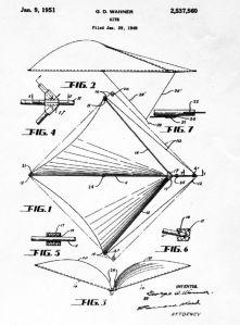 G.D. Wanner's 1948 design patent