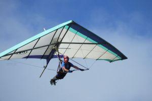 Gary Dear in an Airborne (Australia) Fun 190
